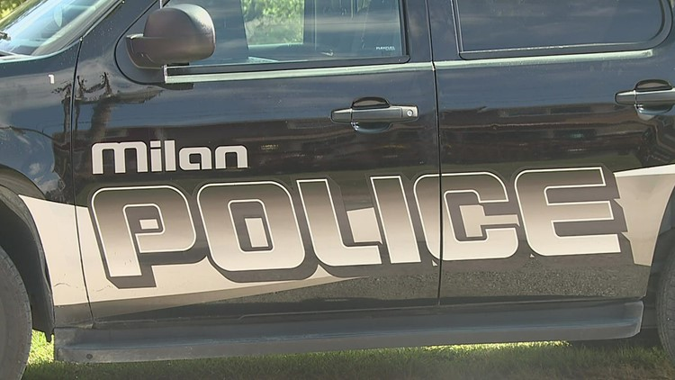Incident near Milan apartments leaves woman in critical condition