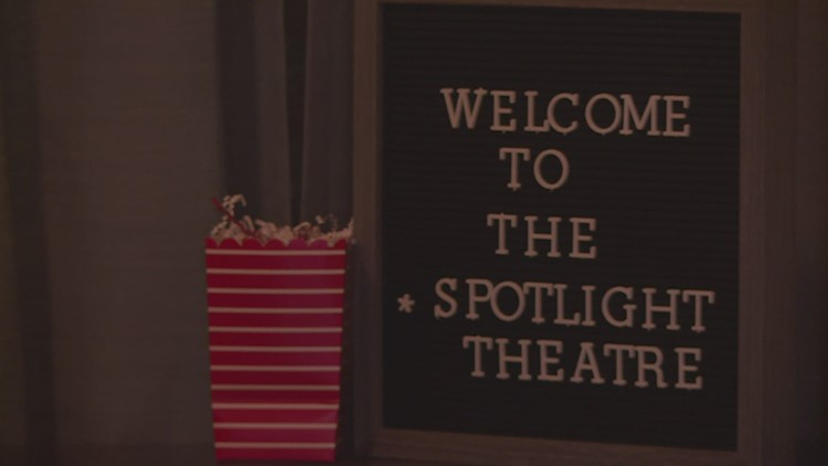 Spotlight Theatre ends first show back since pandemic