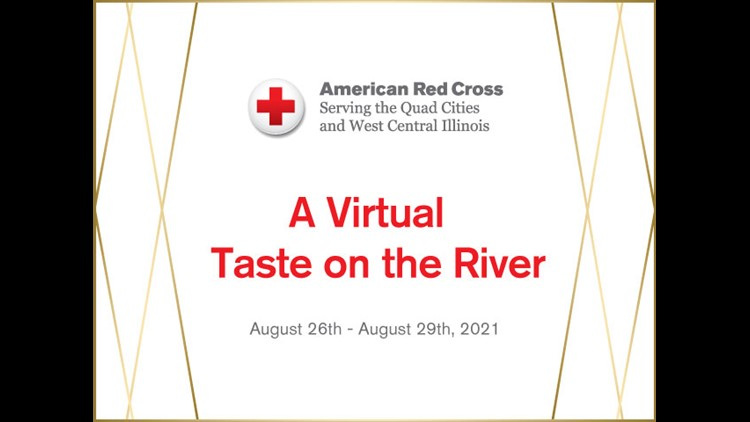 Four-Day Virtual Fundraiser Benefits American Red Cross