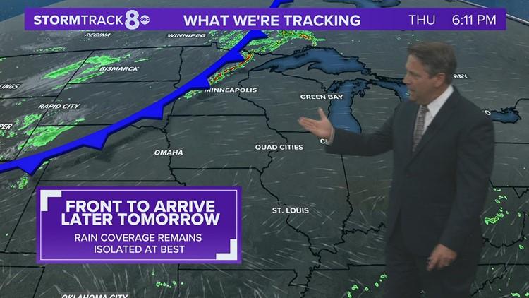 James' Forecast