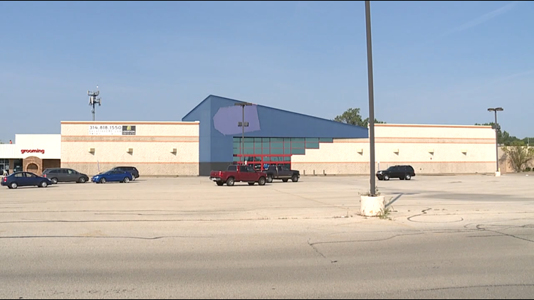 COMING SOON: Old Best Buy Building Under Renovations