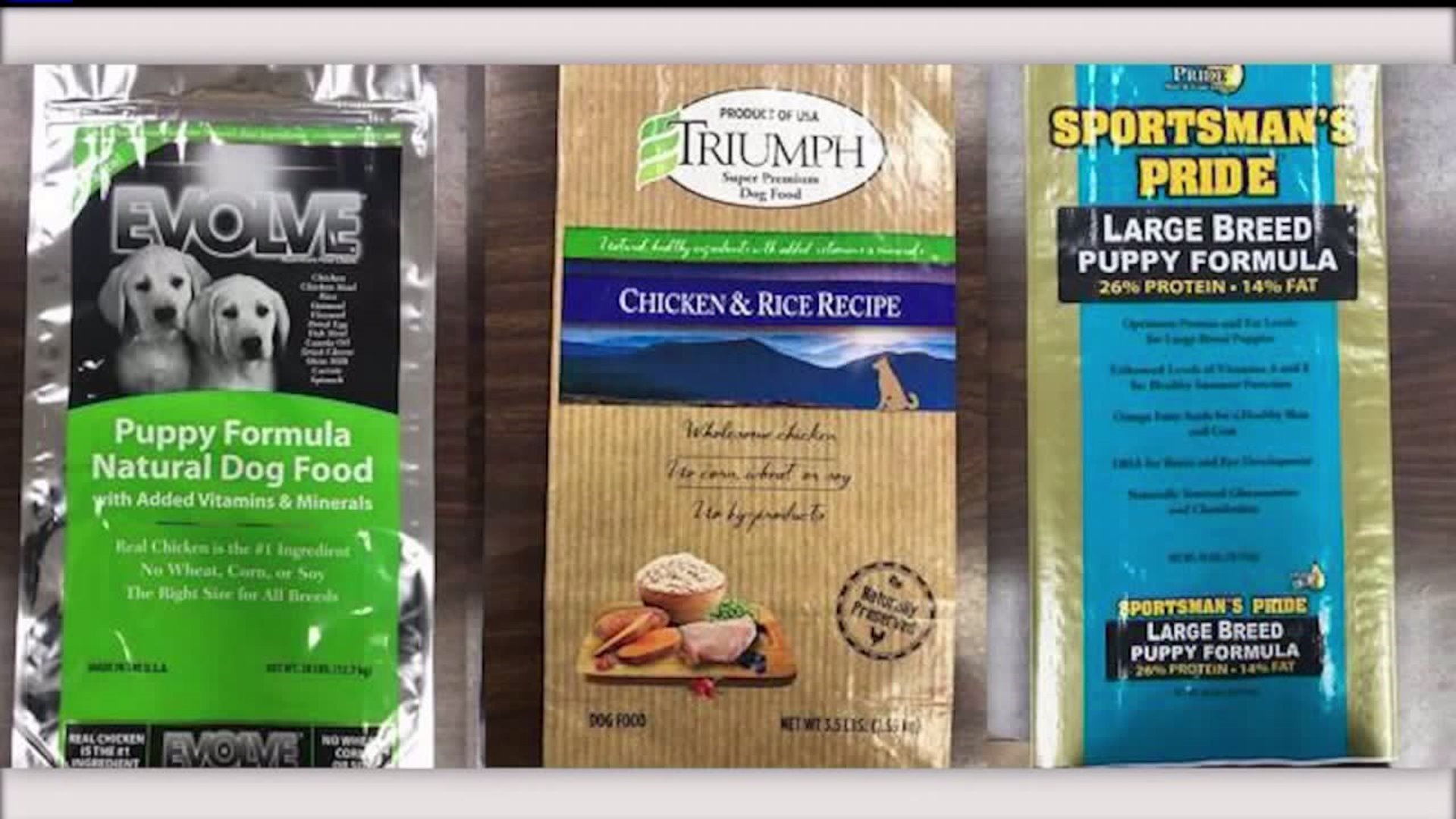 Several Dog Food Brands Recalled Due To Risk Of Kidney Failure Wqad Com