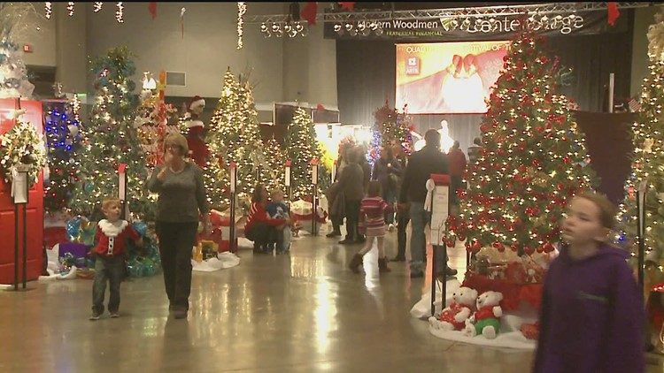 Christmas in July: Festival of Trees announces 2021 return