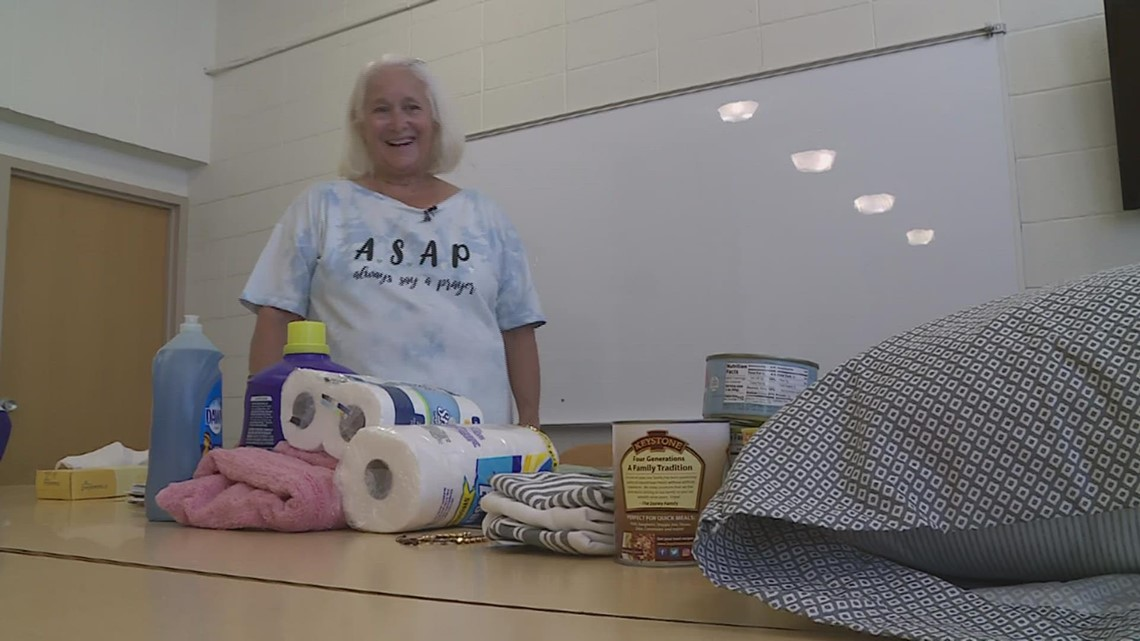 Pay It Forward: Muscatine woman leads donation project for domestic violence shelter