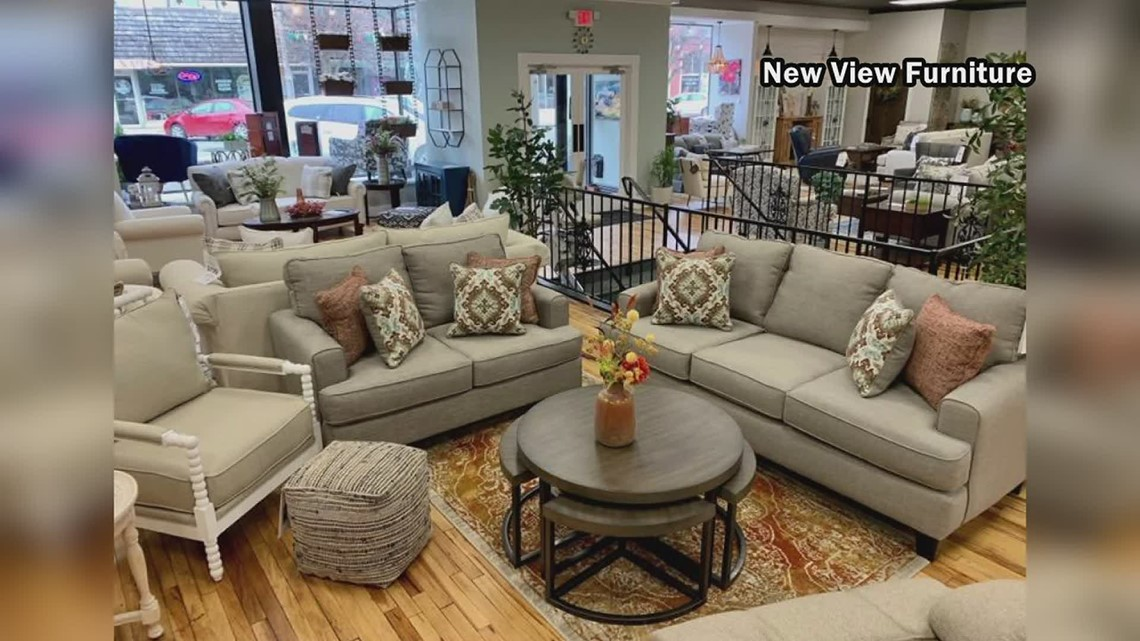 New View Furniture offers $200 gift card for 8 Days of Christmas