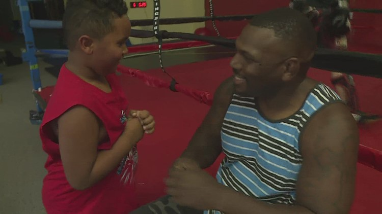 Pay It Forward: Clinton man cares for child as his own