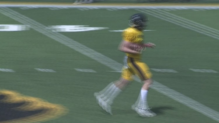Iowa holds open practice