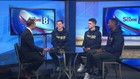 THE SCORE SUNDAY - Augustana Basketball Players recap season
