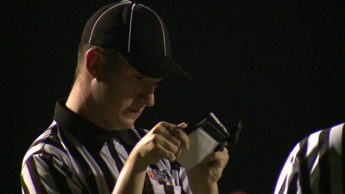 Local boy inspires fans, players under the Friday night lights