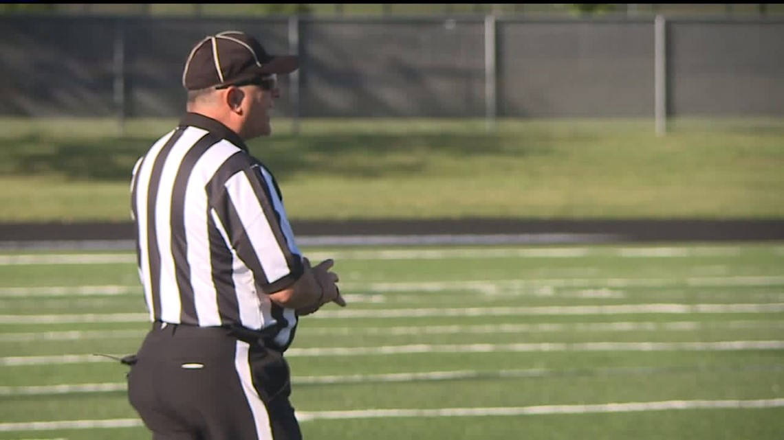 Let`s Move Quad Cities: A referee receives knee replacement