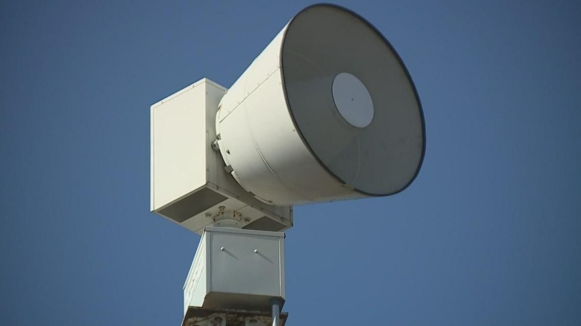 DeWitt modifies storm warning sirens for RAGRAI