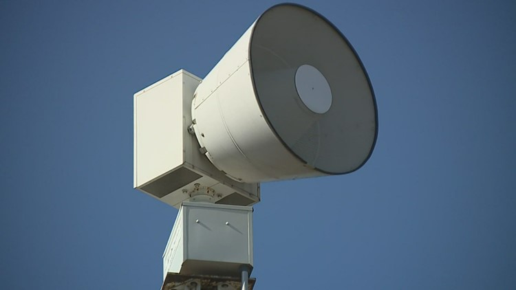 Clinton County changes storm sirens for RAGBRAI