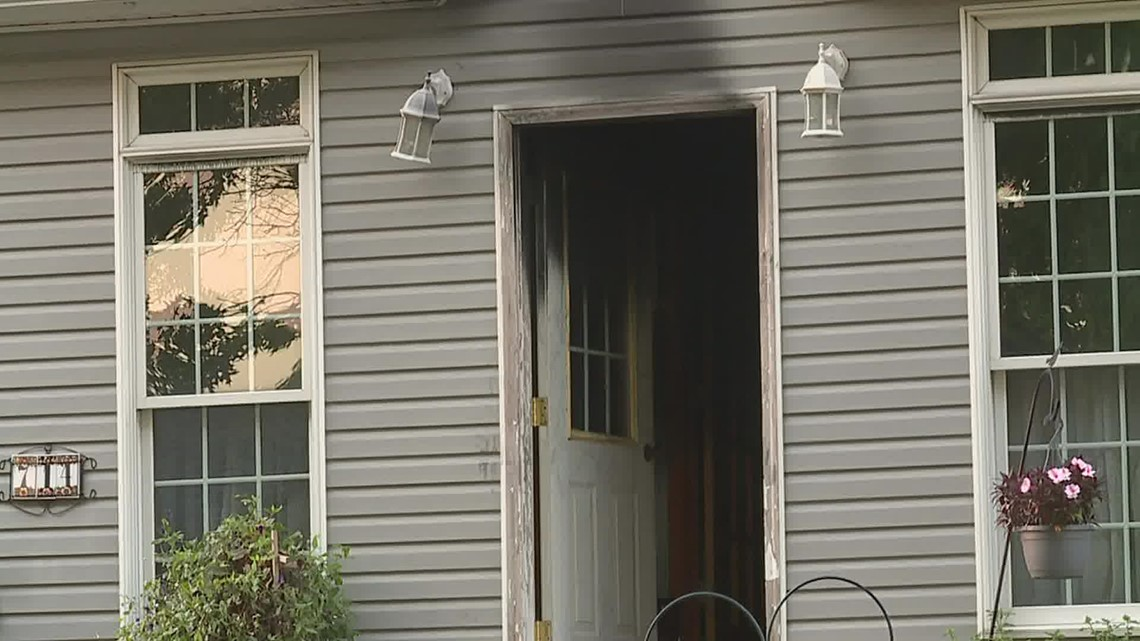 One person dead in Rock Island after fire and suspected arson
