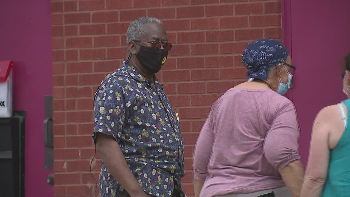 East Moline church hosts first walk-in clinic, hopes to encourage more to get the shot