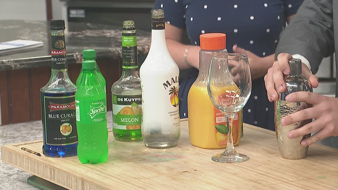 Cocktail of the Week: Sunken Treasure