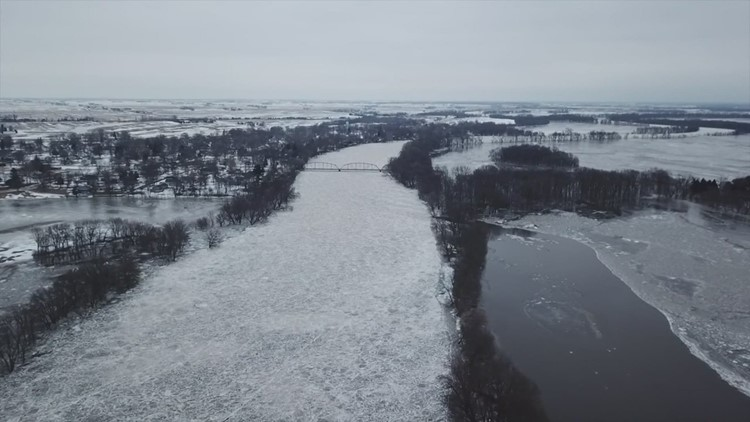 2021 Flood Outlook: Mississippi River risk lower than past few years, snow a concern for smaller rivers