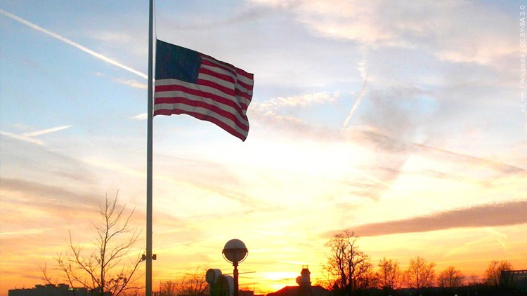 Gov. Reynolds issues half-staff flag order for former Secretary of State Colin Powell
