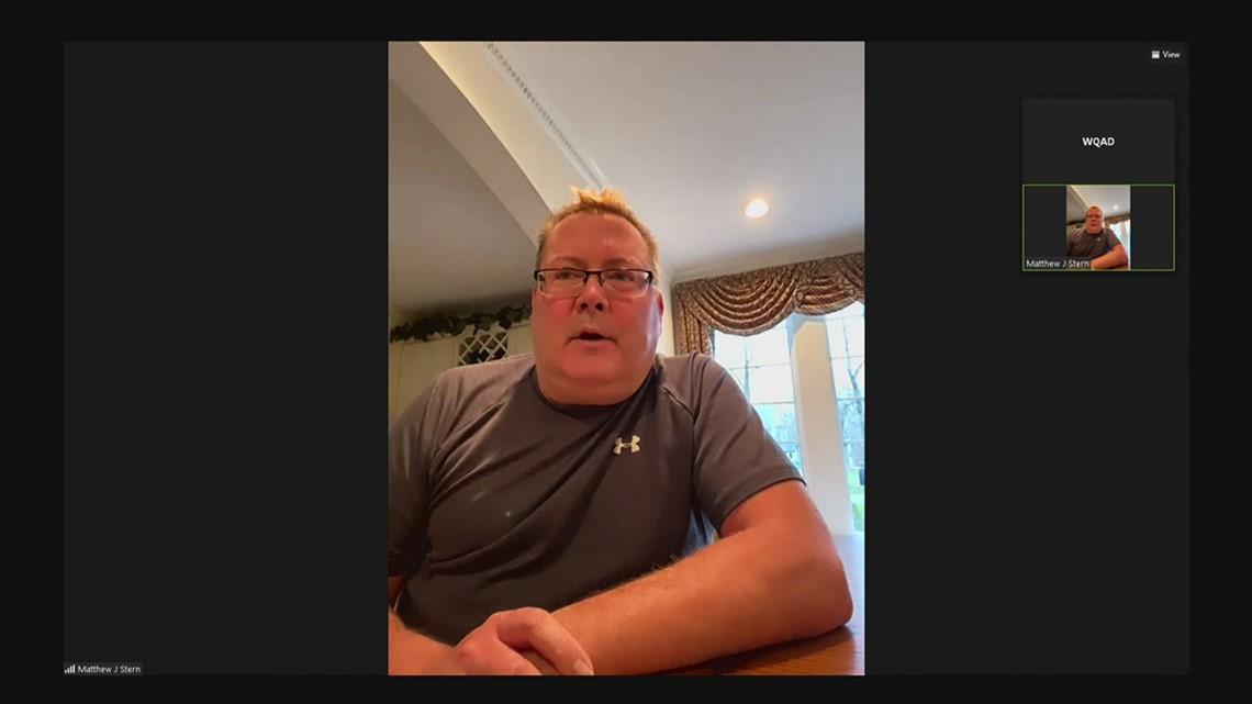 2021 JEFFERSON AWARDS: Matt Stern - Proving the Power of Posts
