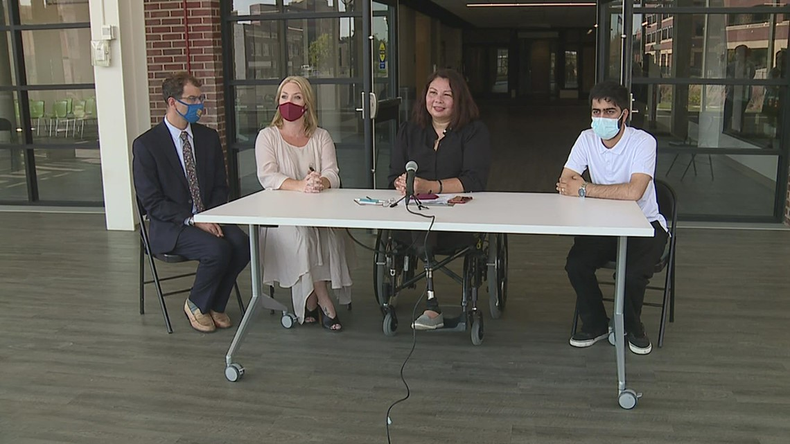 Senator Tammy Duckworth discusses welcoming Afghan refugees to the Quad Cities