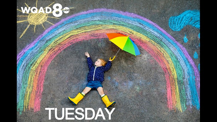 View Tuesday's Weather Kid