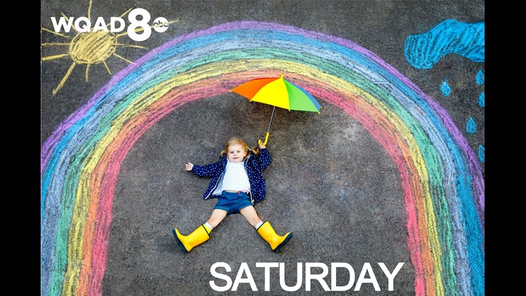 View Saturday's Weather Kid