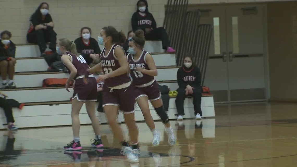 Moline girls use quick start to fuel victory