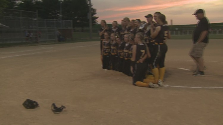 Riverdale wins first Sectional Title in Softball