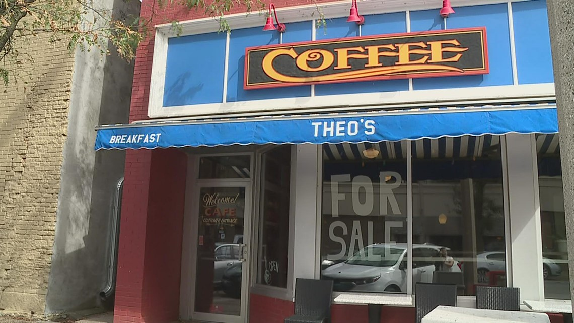 An Americano Dream: Barista is working to buy Theo's Java Club