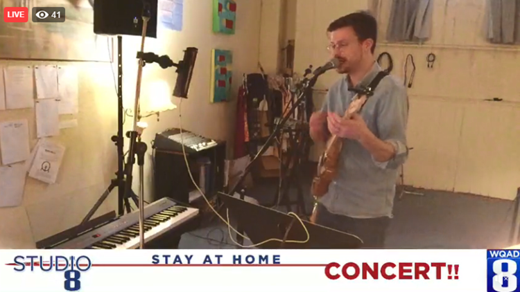 Studio 8 'Stay at Home' Concert