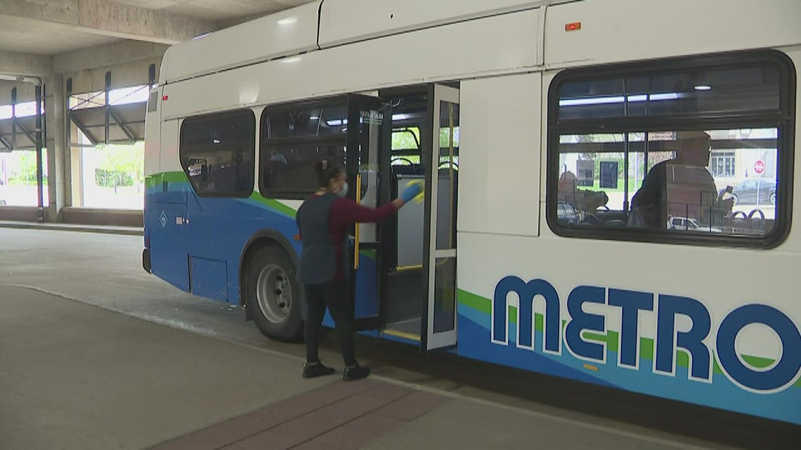 MetroLINK waives fare for students heading to and from school