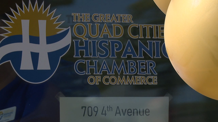 Quad Cities Hispanic Chamber of Commerce holds seminar on LGBTQ+ awareness