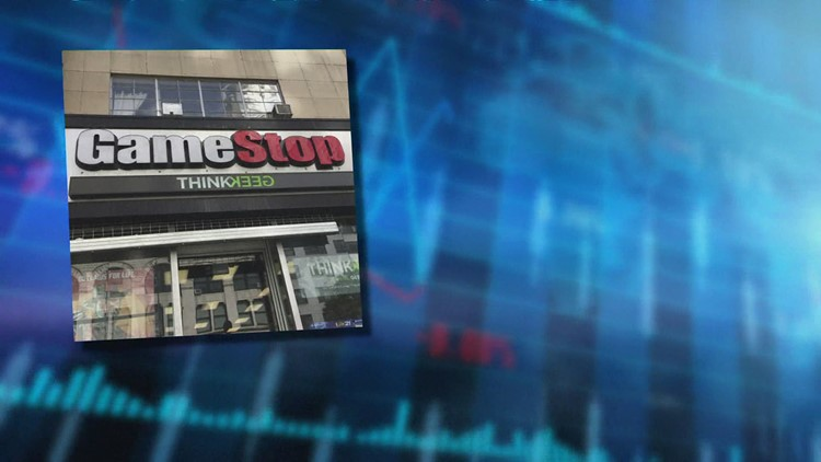 YOUR MONEY with Mark: What's going on with GameStop's stock?