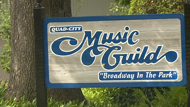 Quad City Music Guild sees audiences return for first in-person performance of 2021