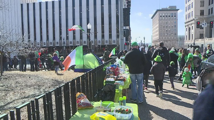 Davenport Bars prepping for St. Patrick's Day