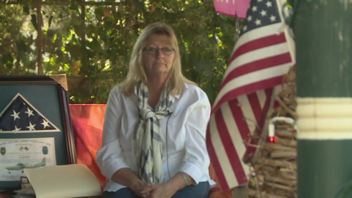 Pay It Forward: Galesburg woman sends care packages to troops