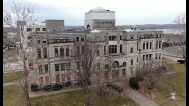 THIS WEEK: Abandoned courthouse to get federal inspection