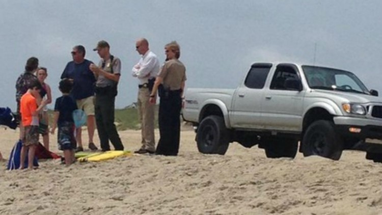 Shark Attack Reported Off Nc Coast Video Photos Shared On Social Media Wqad Com