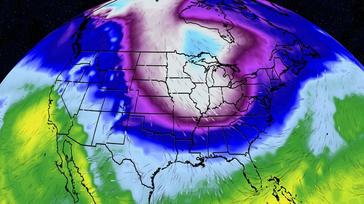 VERIFY: Is the extreme winter cold of 2021 the result of climate change?