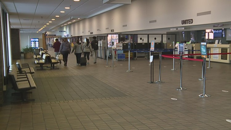 QC Airport travel numbers spike during month of May