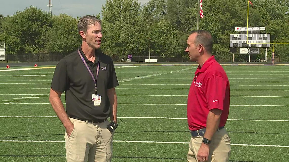 The Score On The Road: Muscatine Athletic Director Tom Ulses