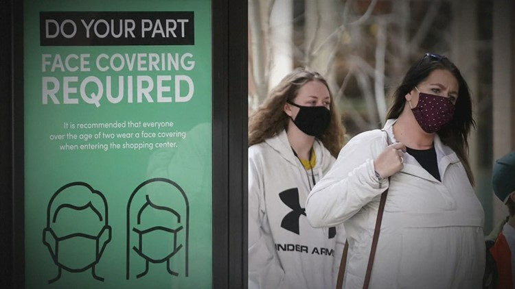CDC recommends masks indoors, regardless of vaccine status