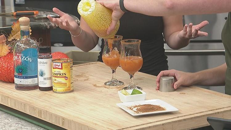 COCKTAIL OF THE WEEK: Pumpkin Spice Margarita