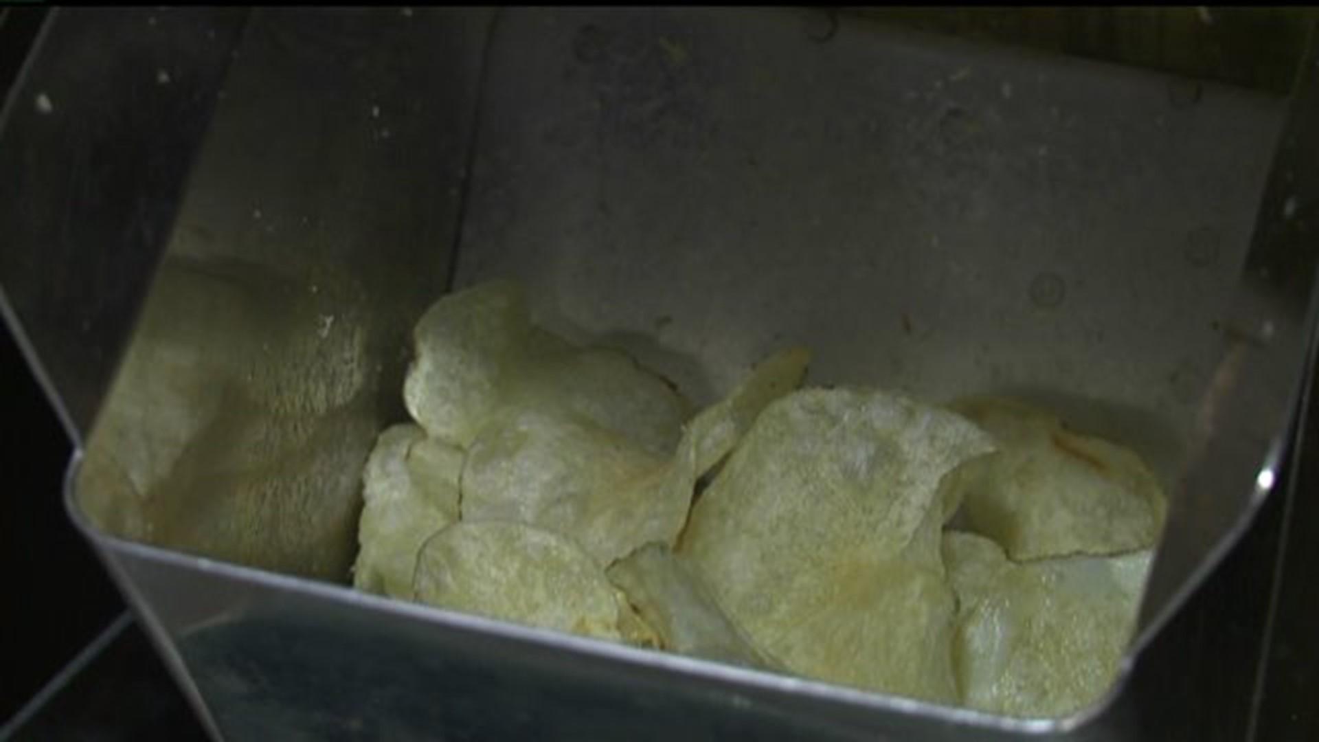 Potato chip wars: Sterzing's vs