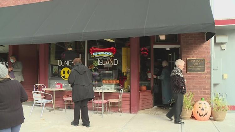 Coney Island hot dog restaurant turns 100