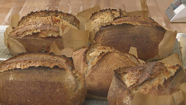 While some made bread for fun during the pandemic, one Quad Cities man made a business out of it