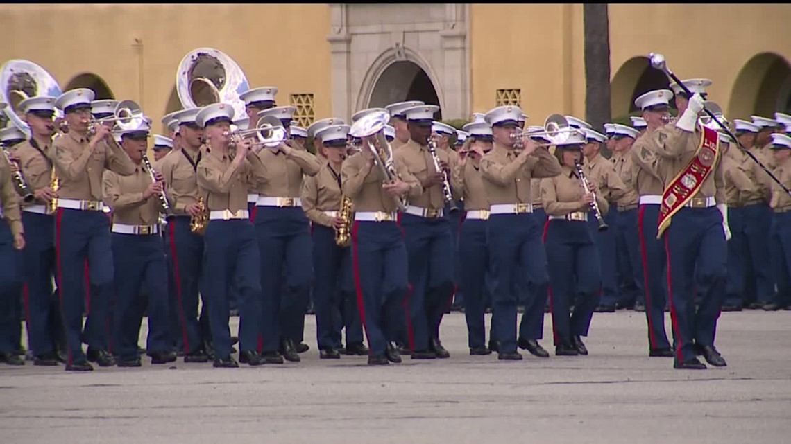 USMC: Maintaining a musical tradition