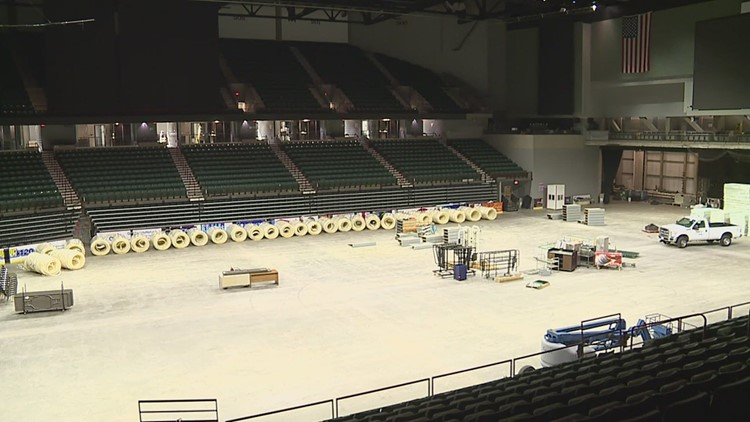 Skilled to Work: The TaxSlayer Center