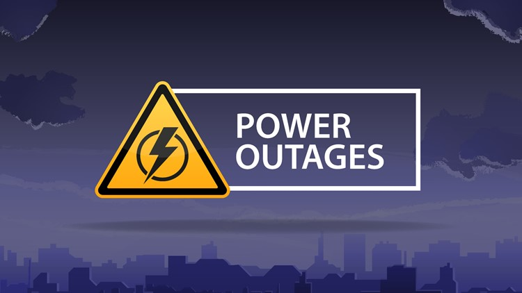 Storms knock out power to several thousand in QC