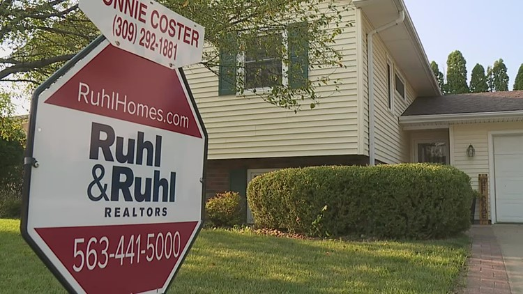 Local housing prices see a 15-year high