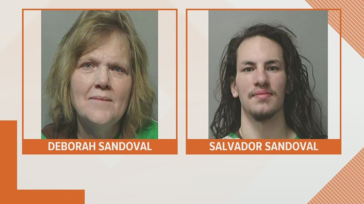 Two Iowans arrested for role in U.S. Capitol riot